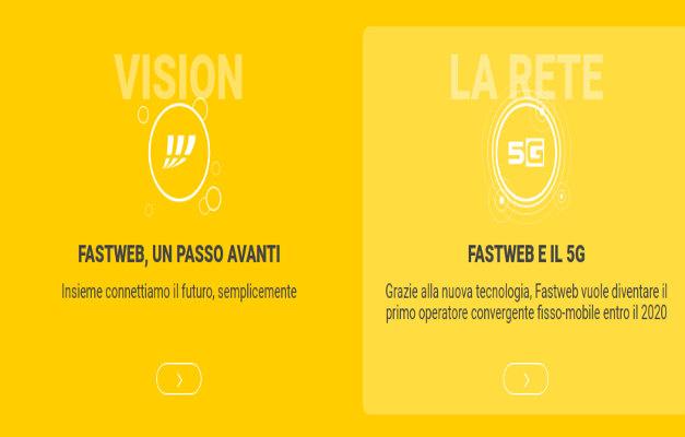 rete Fastweb